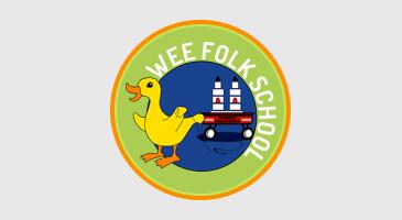 Wee Folk School logo
